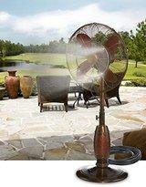 Deco Breeze DBF0629 Outdoor Misting Kit