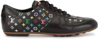 Louis Vuitton Pre-Owned monogram leather sneakers