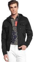 INC International Concepts Jacket, Sonic Hooded Jacket