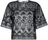 Giamba embroidered T-shirt