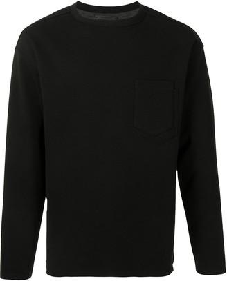 SONGZIO long-sleeve crew-neck T-shirt
