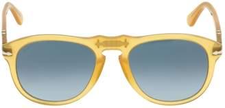 Persol Miele Edition Round Sunglasses