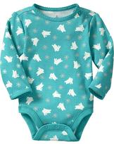 Old Navy Scalloped Bodysuits for Baby