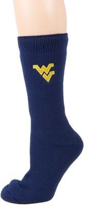 Donegal Bay West Virginia Mountaineers Thermal Navy Sock
