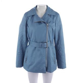 Michael Kors Blue Synthetic Coats