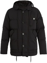 Givenchy Hooded down-filled jacket