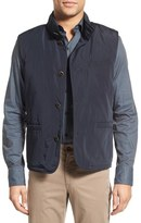 Vince Camuto Water & Wind Resistant Button Vest