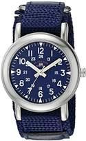 U.S. Polo Assn. Kids' USB75020 Analog Display Analog Quartz Blue Watch