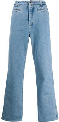Loewe Turn-Up Hem Jeans