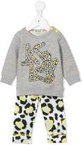 Kenzo sweatshirt and leggings set
