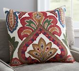 Pottery Barn Sullivan Ikat Pillow Cover