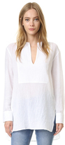 Jenni Kayne Collarless Bib Tunic
