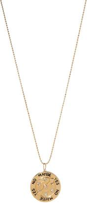 Sydney Evan 14k Diamond Love Meter Charm Necklace
