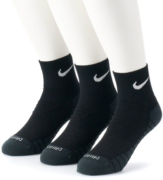 Nike Unisex Everyday 3-pack Max Cushion Ankle Training Socks