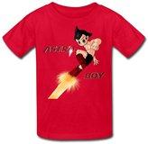 Knot Youth Nerdy Short Sleeve Astro Boy T-Shirt US Size XS