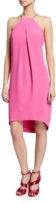 Trina Turk Lucky High-Low Halter Dress