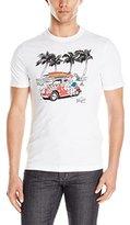 Original Penguin Men's Short Sleeve Beach Buggy T-Shirt