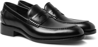 Salle Privée Ian Leather Penny Loafers