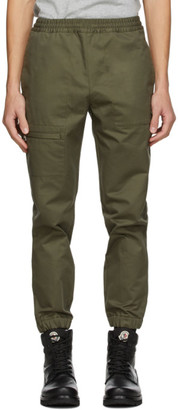 MONCLER GENIUS 2 Moncler 1952 Khaki Sports Trousers