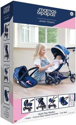 Mamas & Papas Junior Collection Junior Ocarro Doll Travel System