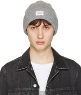 Rag & Bone Grey Standard Issue Beanie