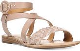 Franco Sarto Georgetta Strappy Flat Sandals
