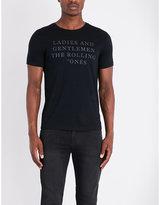 John Varvatos Rolling Stones Jersey T-shirt