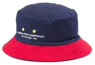 Wesc Colorblock Bucket Hat
