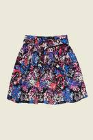 CONTEMPORARY Daisy Belted Short Skirt