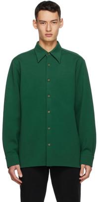 Sean Suen Green Soft Shirt