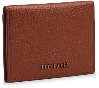 Ted Baker Fayi Textured Oyster Card Holder