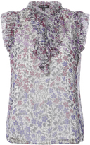 Exclusive for Intermix Dani Flutter Sleeve Top