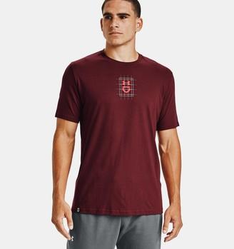 Under Armour Men's UA Strike Zone Graphic T-Shirt