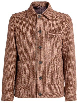 Richard James Herringbone Jacket