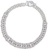 Lauren Ralph Lauren Double Curb Chain Necklace