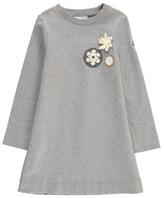 Moncler Snowflake Fleece Dress