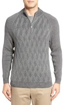 Tommy Bahama Ocean Crest Quarter Zip Sweater