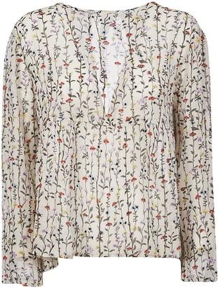 Semi-Couture Semicouture SEMICOUTURE Floral Print Blouse