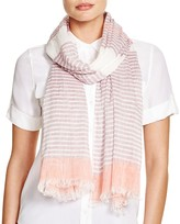 Fraas Striped Scarf