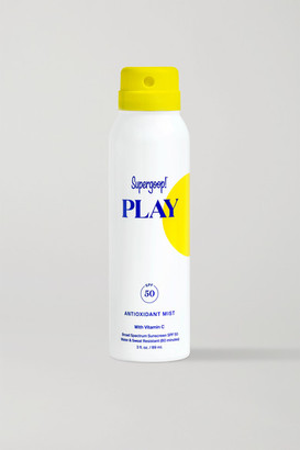 Supergoop! Play Antioxidant Body Mist Spf50, 89ml