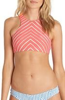 Billabong Women's Hide Tide High Neck Bikini Top