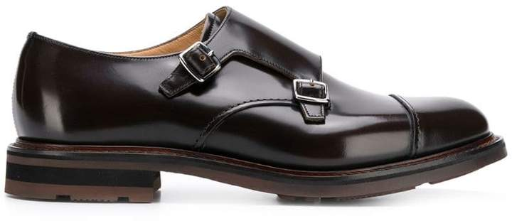 Church's classic monk shoes