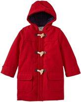 Jo-Jo JoJo Maman Bebe Duffle Coat (Toddler/Kid) - Red-4-5 Years