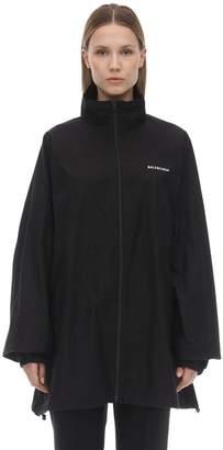 Balenciaga Cotton Zip-up Jacket