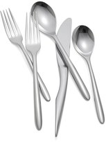 Nambe 'Dune' 5-Piece Stainless Steel Table Setting