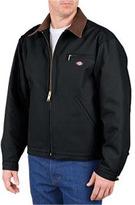 Dickies Men's Blanket Lined Duck Jacket Tall