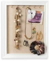 Bed Bath & Beyond Medium Jewelry Frame in White