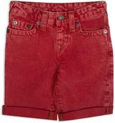 True Religion Boys' Jean Shorts