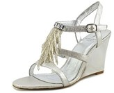 Adrianna Papell Adair Open Toe Synthetic Sandals.