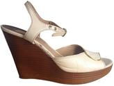 Chloé Wedge Sandals